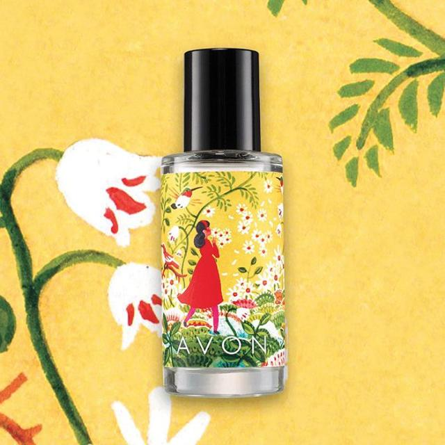 avon stories perfume collection