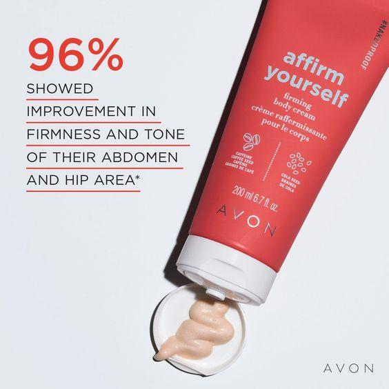 Avon Naked Truth