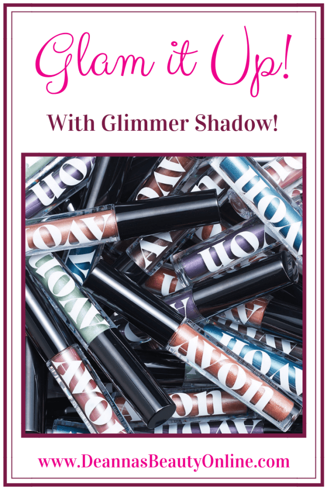 Avon Glimmershadow Liquid Eyeshadow