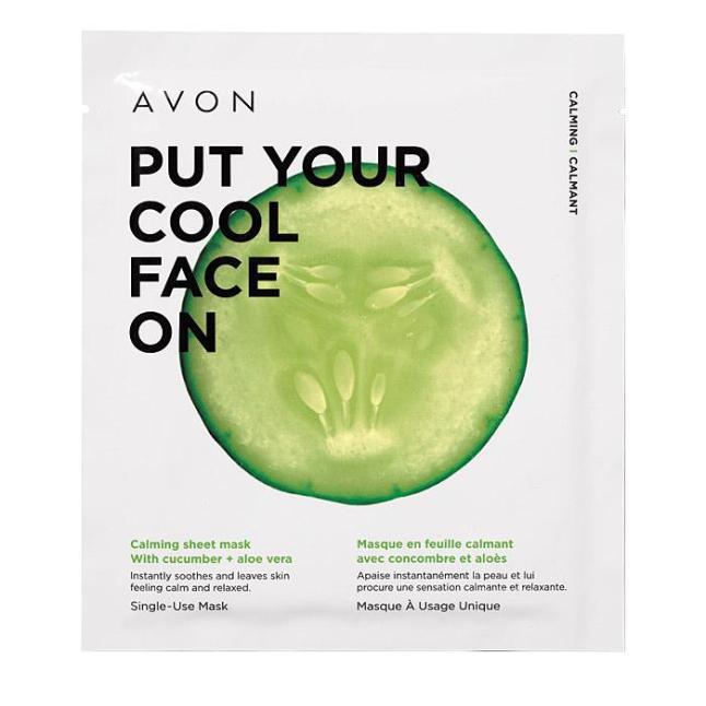Avon Sheet Mask