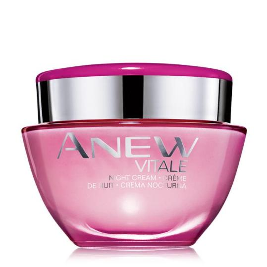 anew vitale night cream