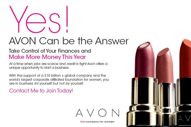 Selling Avon FAQs