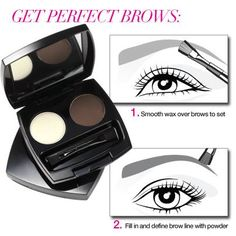 Perfect Eyebrow Kit