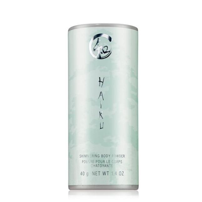 Haiku Shimmering Body Powder