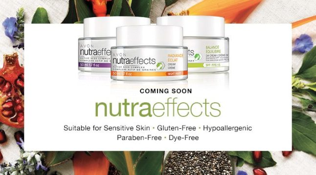 New Avon nutraeffects
