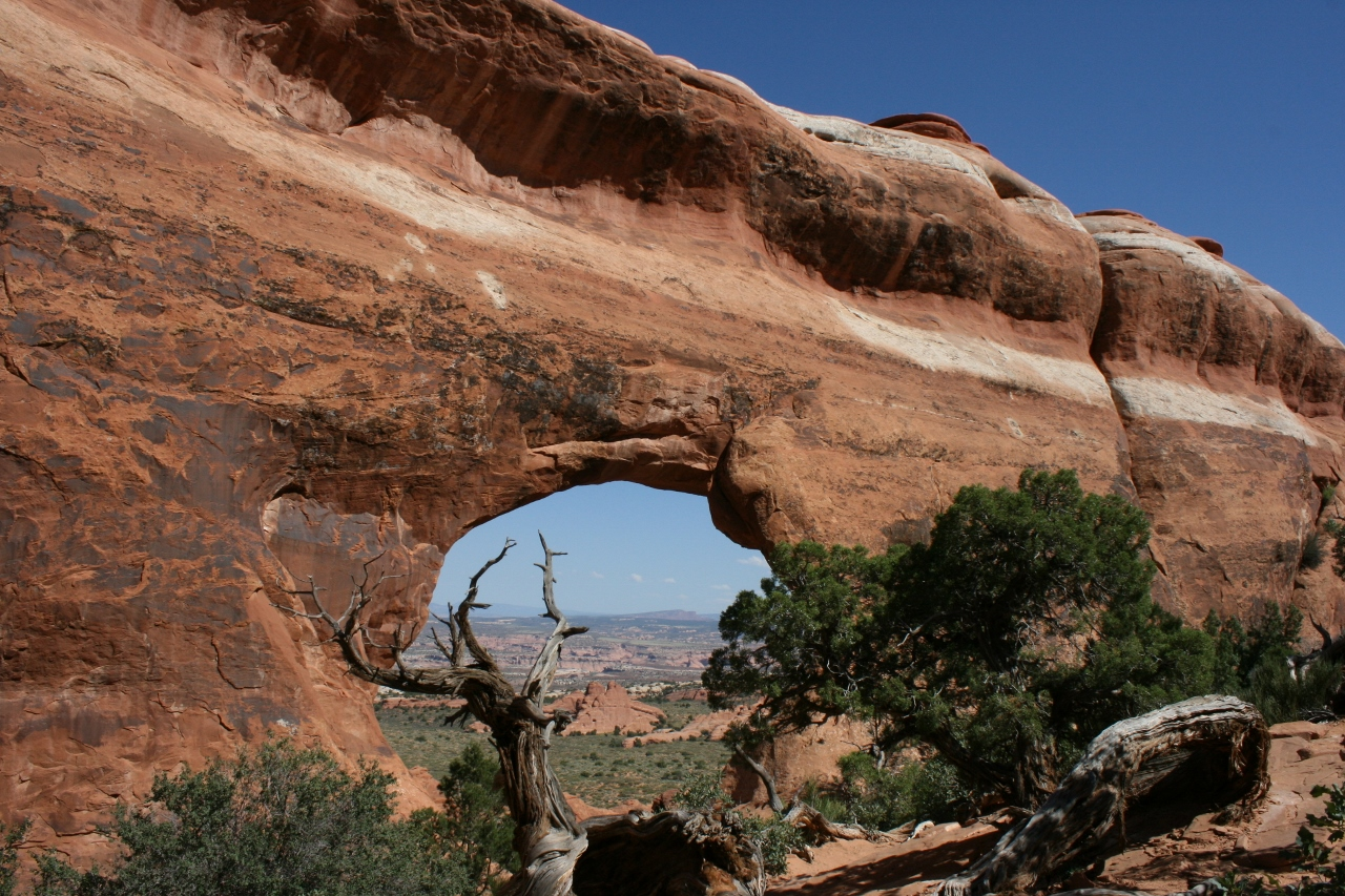 Arches National Park: A Walk in the Devils Garden – Partition Arch