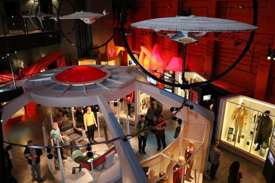 Star Trek: Exploring New Worlds at the EMP Museum