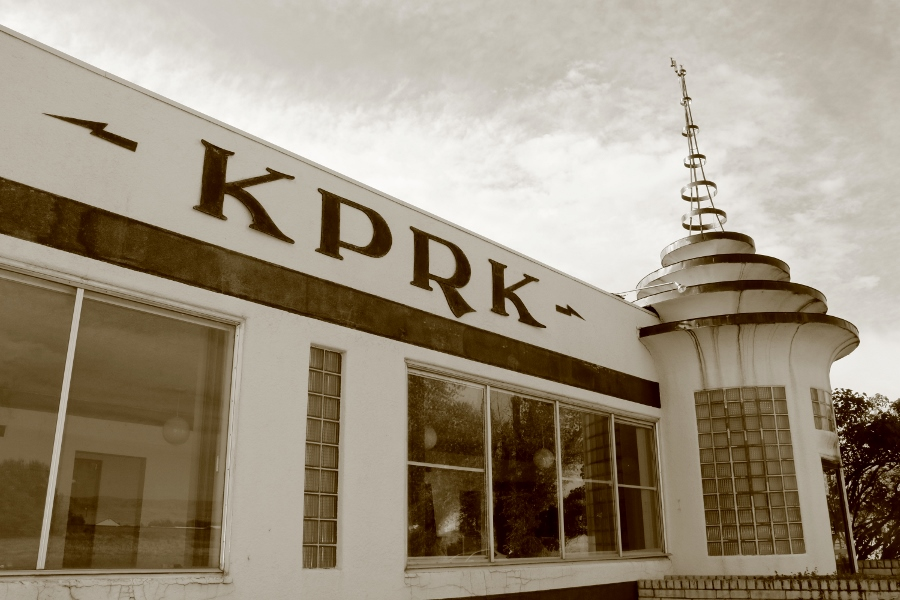 KPRK in Livingston