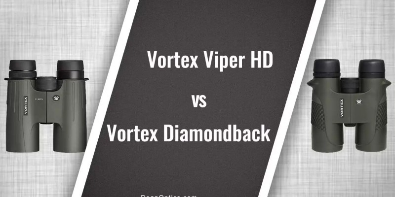 vortex diamondback 10x42 and 12x50 reviewed and compared