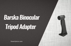 tripod adapter for barska binoculars