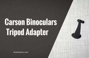 review of Carson tripod adapter TA-50