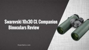 review swarovski cl 10x30 companion