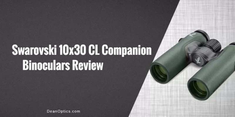 review swarovski cl 10x30 companion