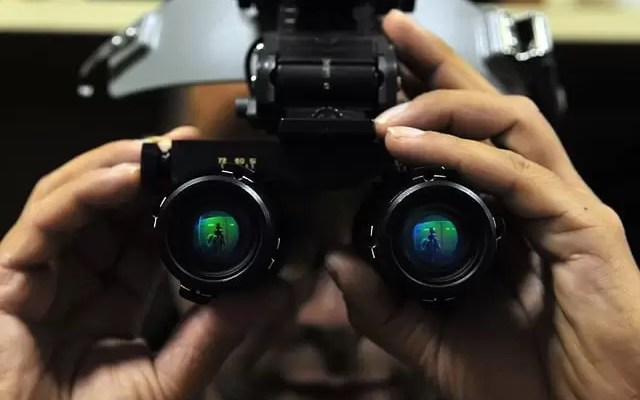 night vision binoculars for daylight