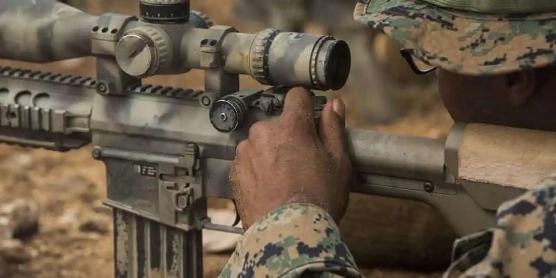 REVIEW Barska riflescopes