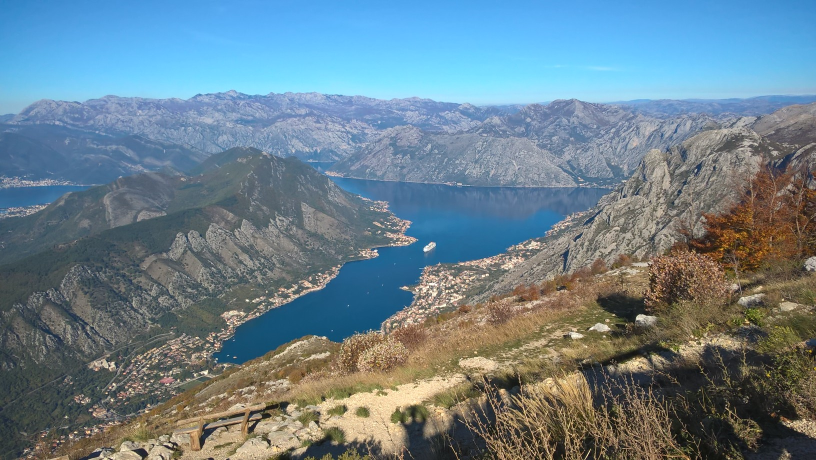 Snapshots of Europe: Kotor Bay, Montenegro