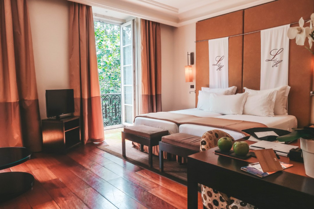 Where to stay in Lisbon – Hotel Heritage Avenida Liberdade