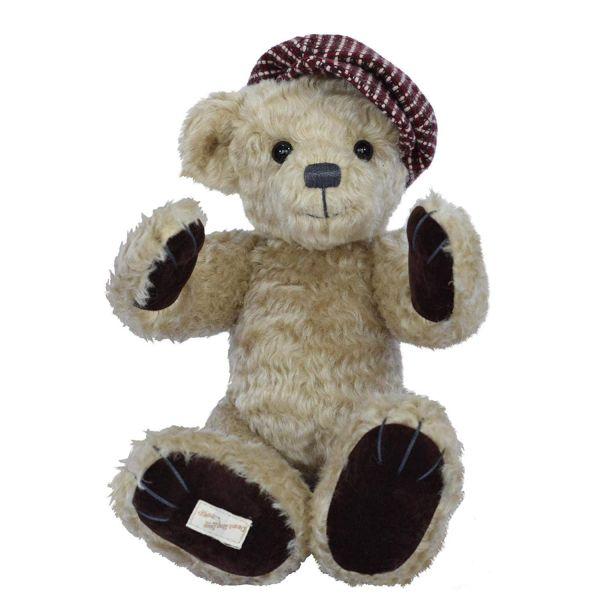 Deans Bears Capstick Teddy Bear Mohair Plush Limited Edition