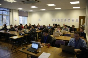 Picture of Cloud Computing Workshop at Dev 8 D 2010