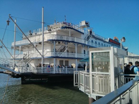 Banquet Boat Trip