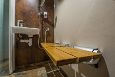 Accessible wetroom Kendal