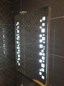 New bathroom Ambleside - mirror envy!