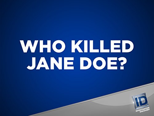"Guest Starring on ""Who Killed Jane Doe?"" on March 14, 2017"