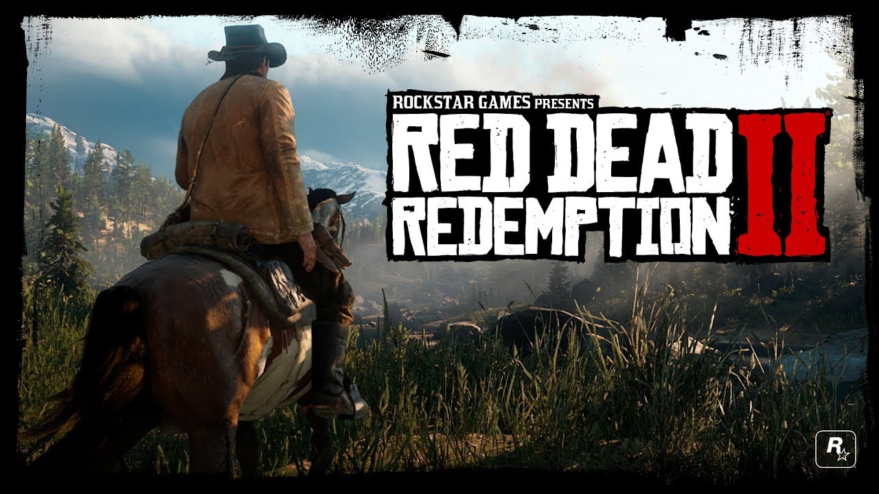 Red Dead Redemption 2 now released