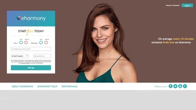 eHarmony Dating Site Review App Download