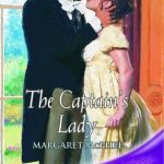 Cover image for The Captain's Lady by Margaret McPhee