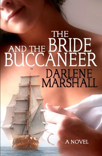 The Bride and the Buccaneer by Darlene Marshall cover