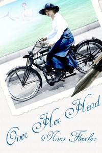 Cover image for Over Her Head