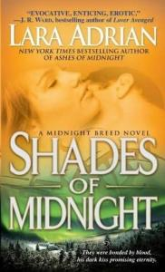 cover image for Shades of Midnight
