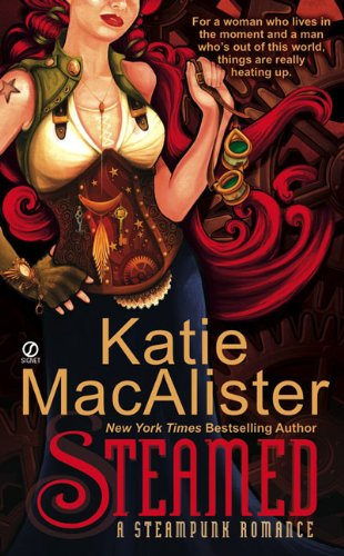 Katie MacAlister cover image of Steamed