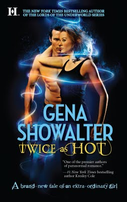 Cover image for Twice as Hot by Gena Showalter