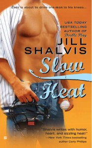 Cover image to Slow Heat by Jill Shalvis