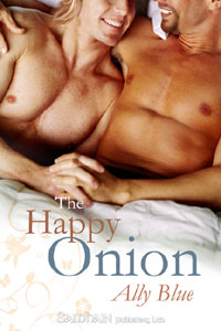 Cover of The Happy Onion by Ally Blue