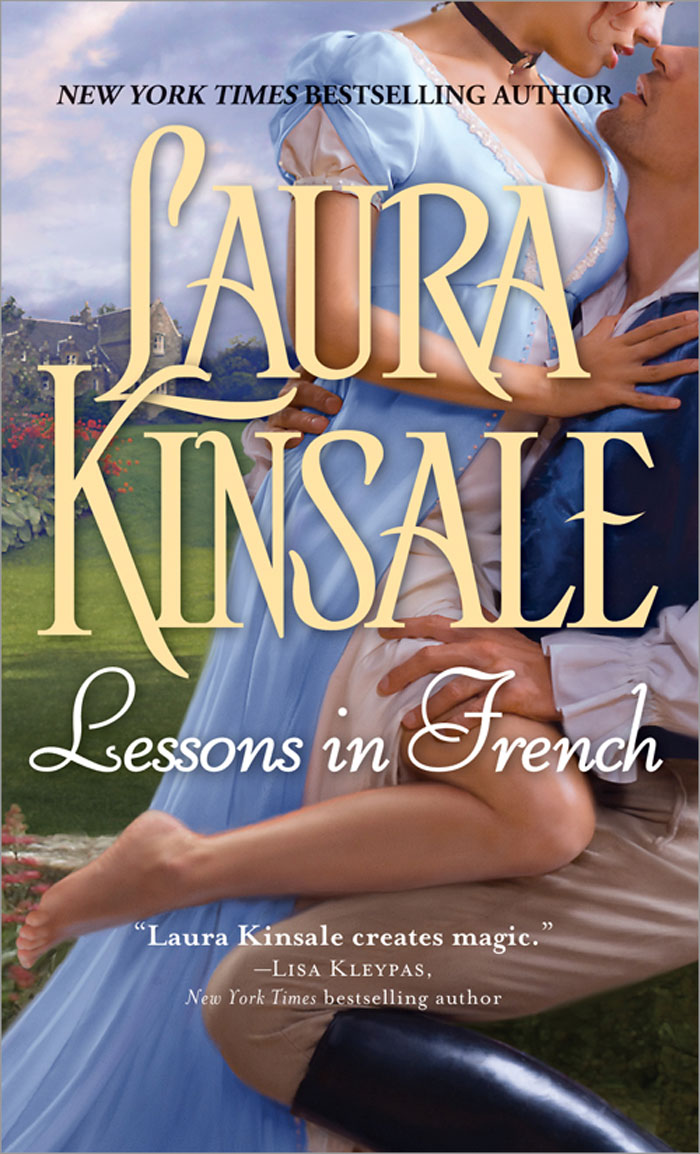 Laura Kinsale Lessons in French Cover