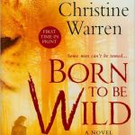 cover image for Christine Warren's Born to be Wild