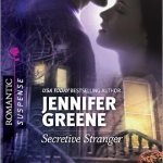 Secretive Stranger by Jennifer Greene