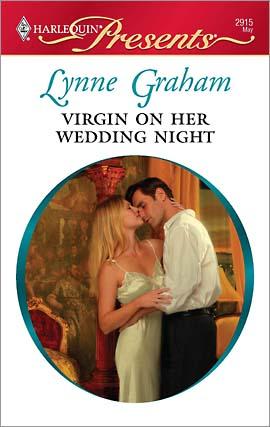 Virgin on Her Wedding Night Lynne Graham