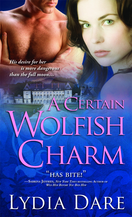 A Certain Wolfish Charm Cover