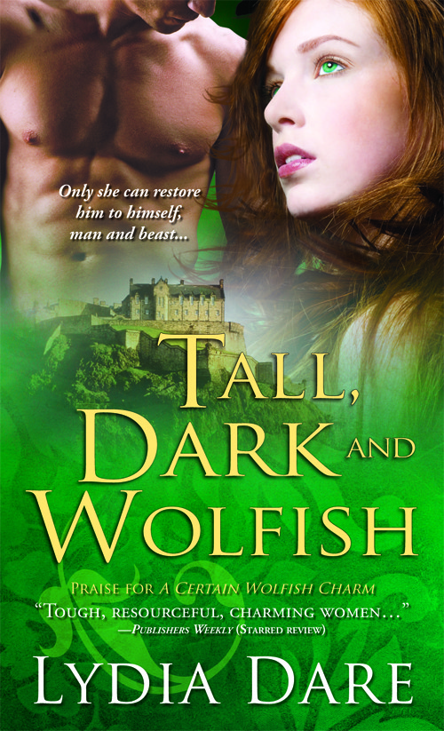 Tall Dark and Wolfish by Lydia Dare Cover