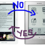 Sony Nook compatibility