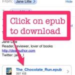 Bluefire download epub