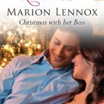 Christmas with Her Boss by Marion Lennox