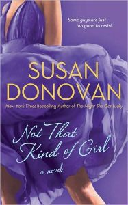 not that kind of girl susan donovans