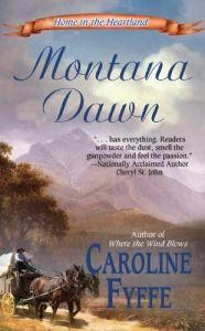 Caroline Fyffe, author of Montana Dawn