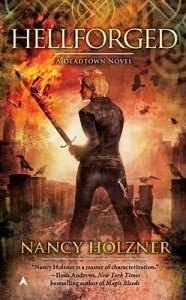 HELLFORGED by Nancy Holzner