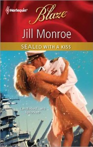 SEALed with a Kiss by Jill Monroe